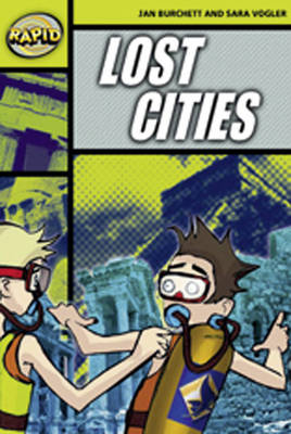 Rapid Stage 6 Set A: Lost Cities Reader Pack of 3 (Series 2) by