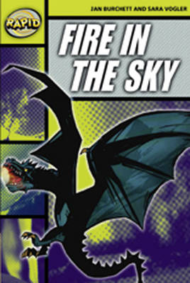 Rapid Stage 6 Set A: Fire in the Sky Reader Pack of 3 (Series 2) by