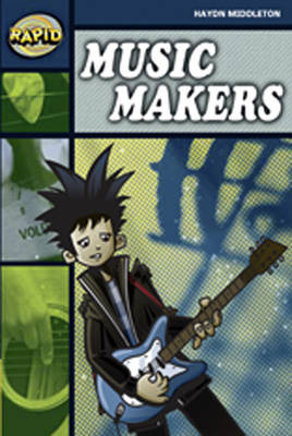 Rapid Stage 6 Set B: Music Makers Reader Pack of 3 (Series 2) Stage 6 Set B by