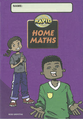 Rapid Maths Stage 5 Home Maths by Rose Griffiths
