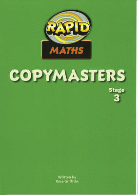 Rapid Maths Stage 3 Teacher's Guide by Rose Griffiths