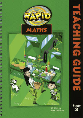Rapid Maths Stage 4 Teacher's Guide by Rose Griffiths