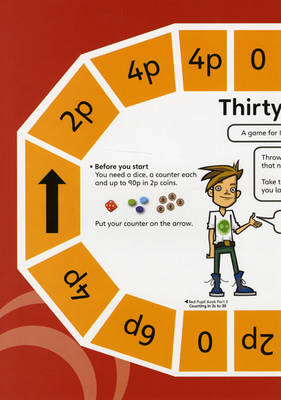 Rapid Maths Stage 1 Games Pack by Rose Griffiths