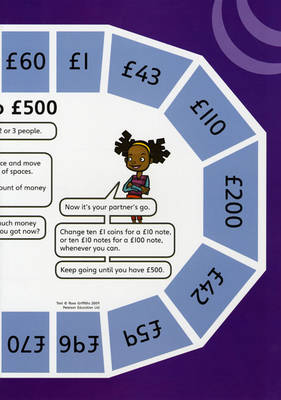 Rapid Maths Stage 5 Games Pack by Rose Griffiths