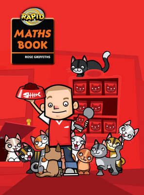 Rapid Maths Pupil Book Pack Level 1 by Rose Griffiths