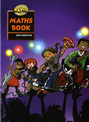 Rapid Maths Pupil Book Pack Level 5 by Rose Griffiths
