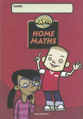 Rapid Maths Homework Book Pack Level 1 by Rose Griffiths