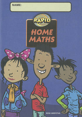 Rapid Maths Homework Book Pack Level 2 by Rose Griffiths