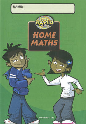 Rapid Maths Homework Book Pack Level 3 by Rose Griffiths