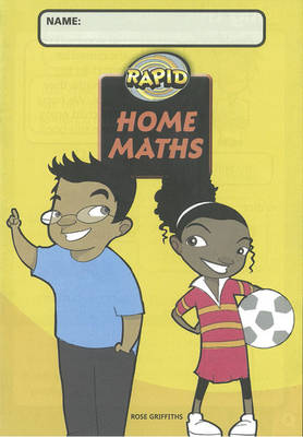 Rapid Maths Homework Book Pack Level 4 by Rose Griffiths