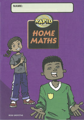 Rapid Maths Homework Book Pack Level 5 by Rose Griffiths