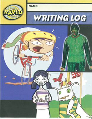 Rapid Writing: Writing Log 2, 6 Pack by Dee Reid, Diana Bentley