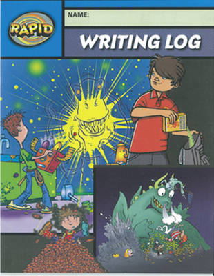 Rapid Writing: Writing Log 5, 6 Pack by Dee Reid, Diana Bentley