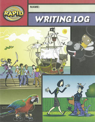 Rapid Writing: Writing Log 6, 6 Pack by Dee Reid, Diana Bentley