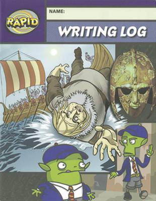 Rapid Writing: Writing Log 7 6 Pack by Dee Reid, Diana Bentley