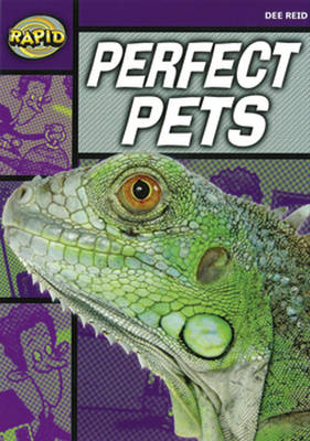 Rapid Starter Level Reader Pack: Perfect Pets Pack of 3 by Dee Reid