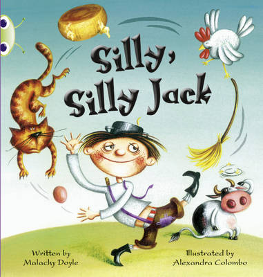 Silly, Silly, Jack! Green C/1b by Malachy Doyle