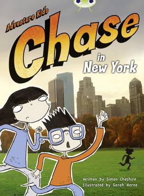Adventure Kids: Chase in New York (Orange A) by Simon Cheshire