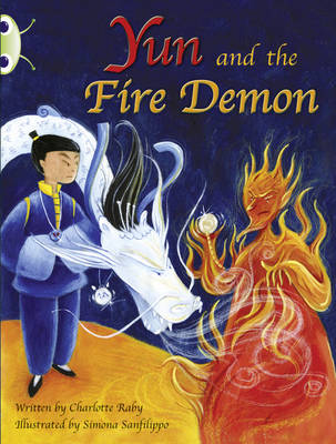 Yun and the Fire Demon (Purple A) by Charlotte Raby