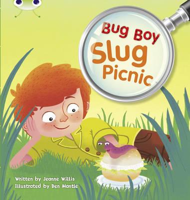 Bug Boy: Slug Picnic Yellow B/ 1c by Jeanne Willis