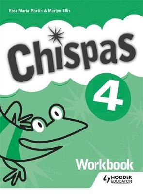 Chispas: Workbook Level 4 by
