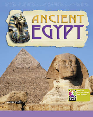 Primary Years Programme Level 9 Ancient Egypt 6 Pack by
