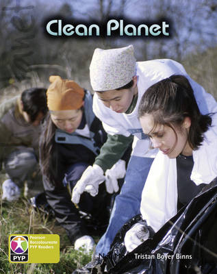 PYP L9 Clean Planet by