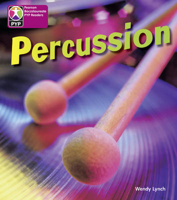 Primary Years Programme Level 8 Percussion 6 Pack by