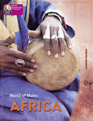 Primary Years Programme Level 8 World of Music Africa 6Pack by