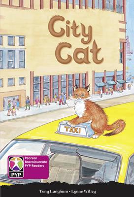 PYP L8 City Cat by