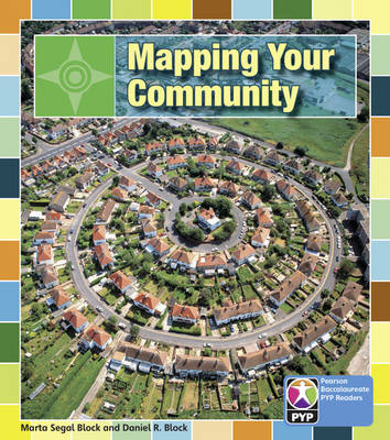 Primary Years Programme Level 7 Mapping Your Community 6 Pack by