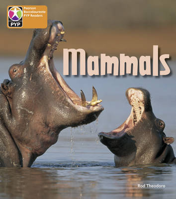 PYP L6 Mammals by