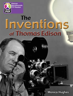 PYP L5 The Inventions of Thomas Edison 6PK by