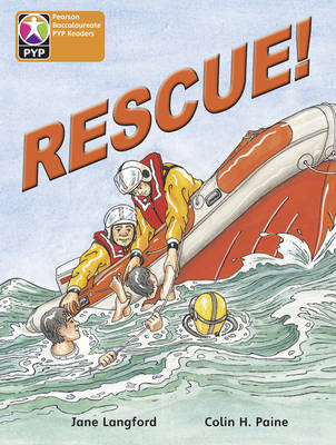 PYP L6 Rescue by