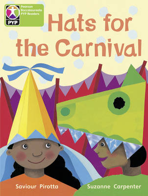 Primary Years Programme Level 4 Hats for the Carnival 6 Pack by