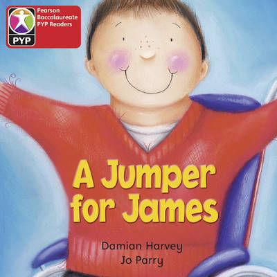 Primary Years Programme Level 1 Jumper for James 6Pack by