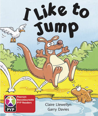 PYP L1 I Like to Jump 6PK by
