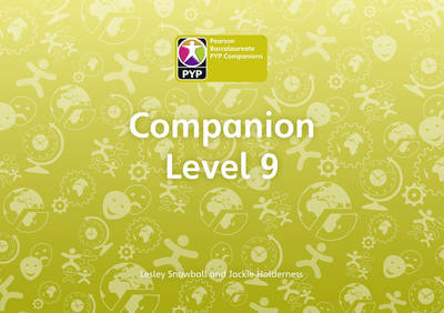 Primay Years Programme Level 9 Companion Pack of 6 by Jackie Holderness, Lesley Snowball
