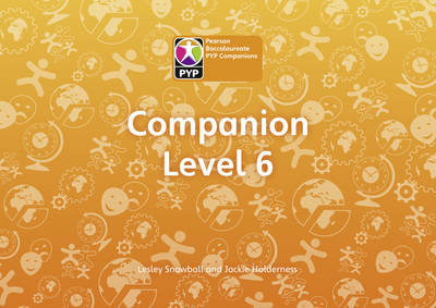 PYP L6 Companion Class Pack of 30 by Jackie Holderness, Lesley Snowball