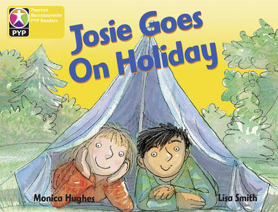 PYP L3 Josie Goes on Holiday by
