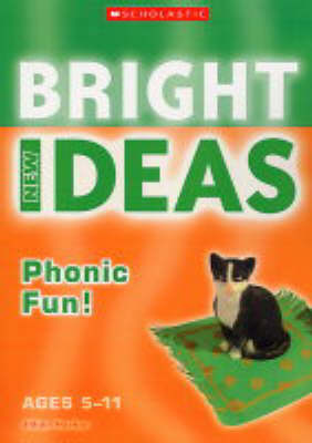 Phonic Fun by Jillian Harker