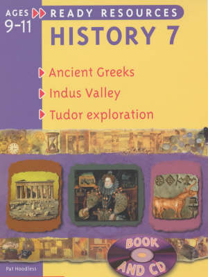 History: Book 7 Ages 9-11 by Pat Hoodless