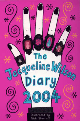 Jacqueline Wilson Diary 2004 by Jacqueline Wilson
