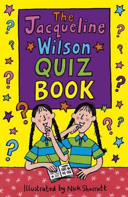 The Jacqueline Wilson Quiz Book by Jacqueline Wilson