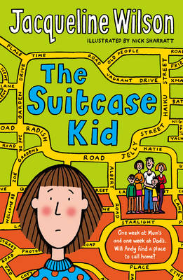The Suitcase Kid by Jacqueline Wilson