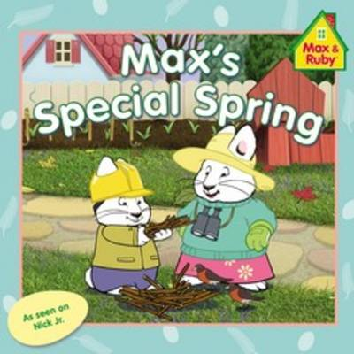 Max's Special Spring by Rosemary Wells