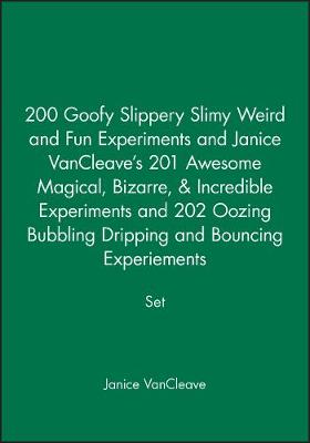 Experiments Set by Vancleave