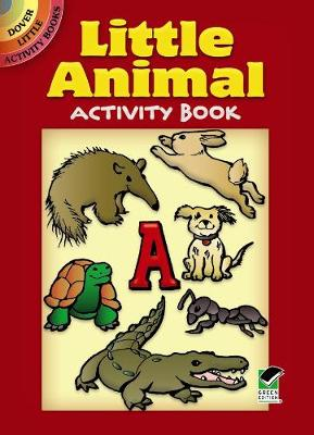 Little Animal Activity Book by Nina Barbaresi