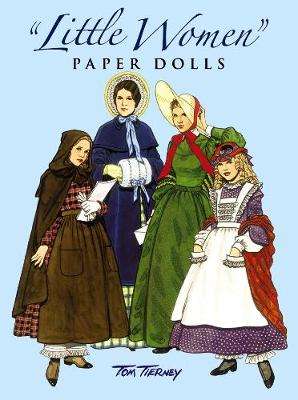 Little Women Paper Dolls by Tom Tierney