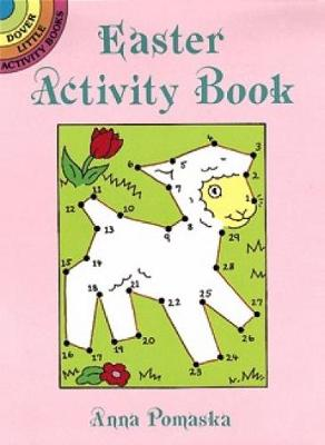 Easter Activity Book by Anna Pomaska